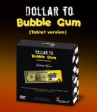 DOLLAR TO BUBBLE GUM (Tablet Gum)