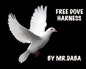 FREE DOVE HARNESS