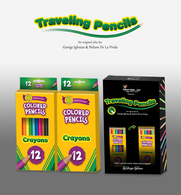 TRAVELING PENCILS - Click Image to Close