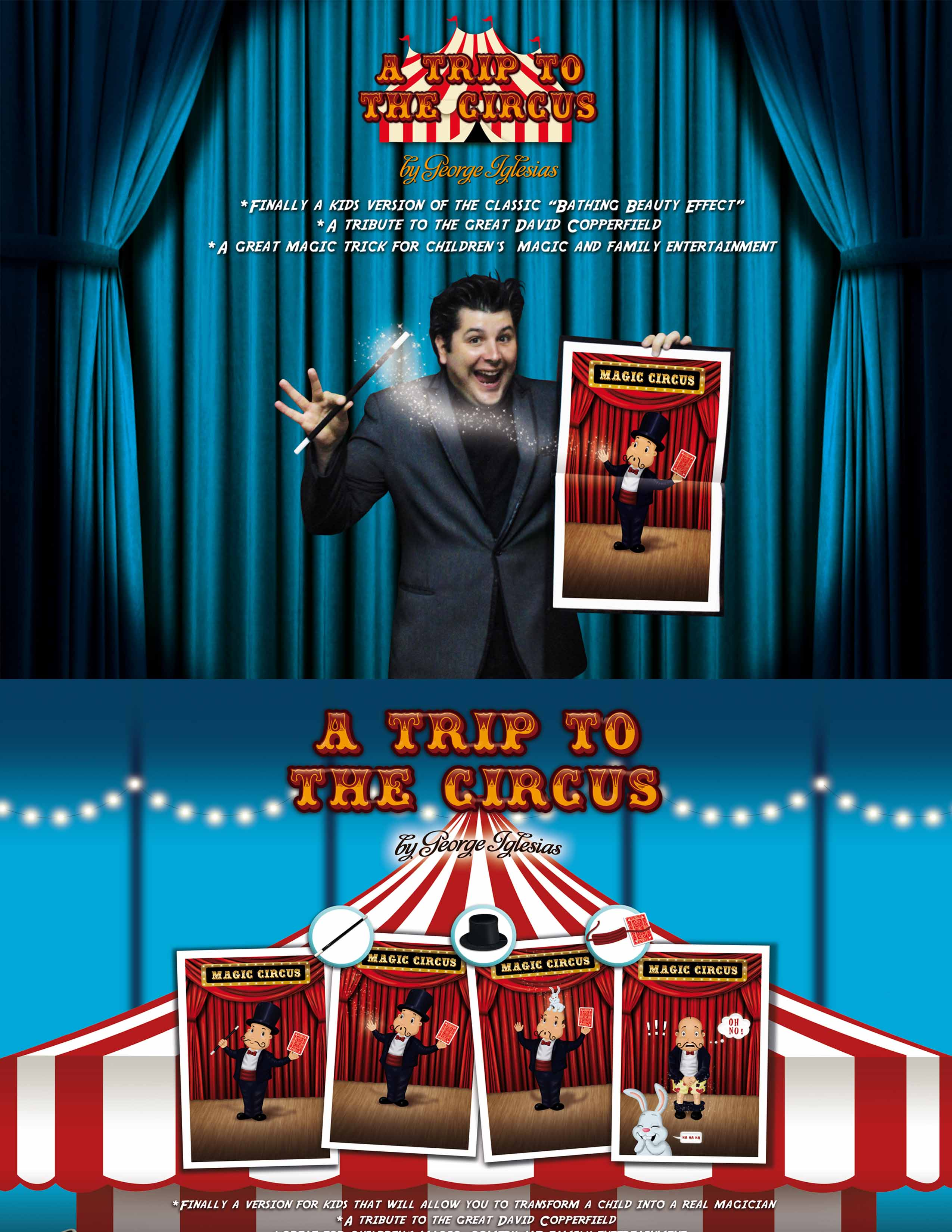 A TRIP TO THE CIRCUS - Click Image to Close
