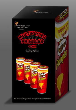 MULTIPLYING POTATO CHIPS (EXTRA 4 SET) - Click Image to Close