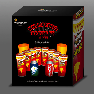 MULTIPLIYING POTATO CHIPS (8 SET) - Click Image to Close