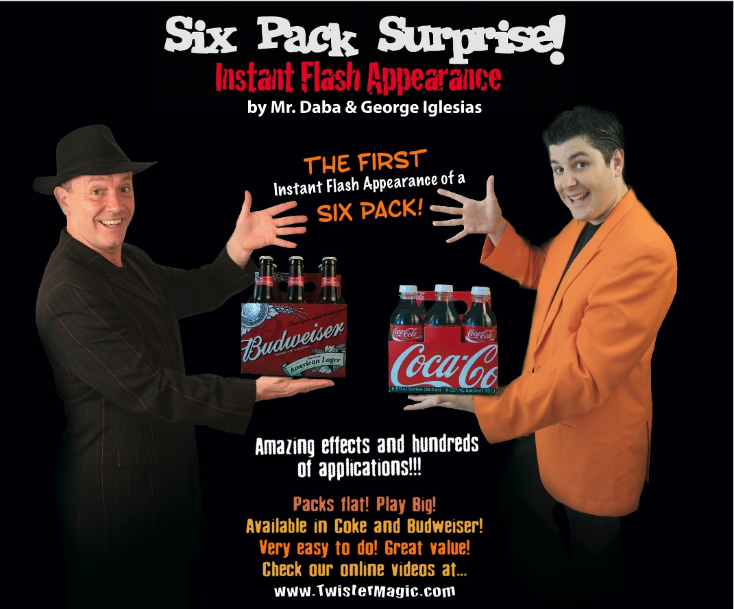 SIX PACK SURPRISE (BEER) - Click Image to Close